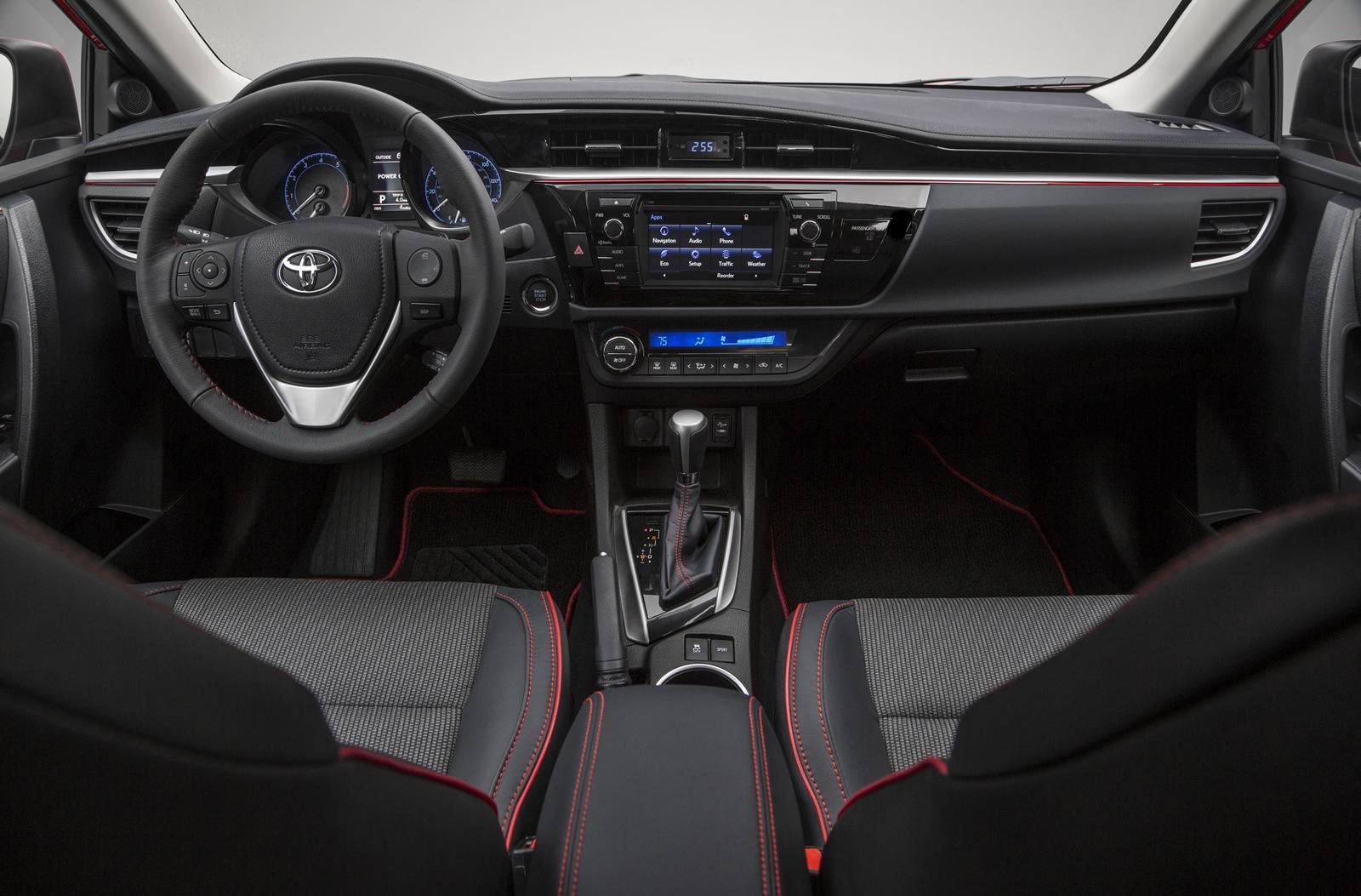 2014-2015 Corolla Seats - Scion iM Forum
